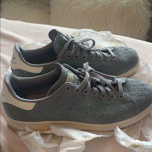 Adidas  Stan Smith size 10 grey